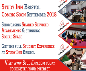 Study Inn Bristol. Coming soon September 2018