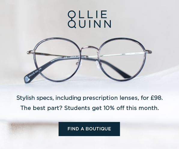 Save 10% at Ollie Quinn