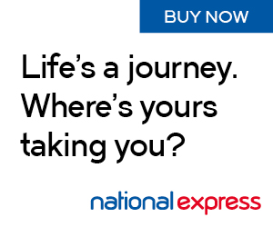 National Express advert