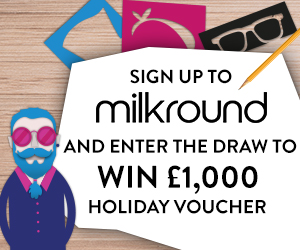 Sign up to Milkround