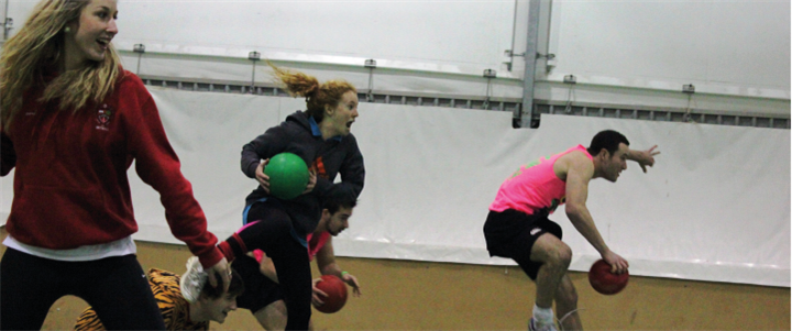 Give It A Go Dodgeball - Frenchay (Off The Wall)