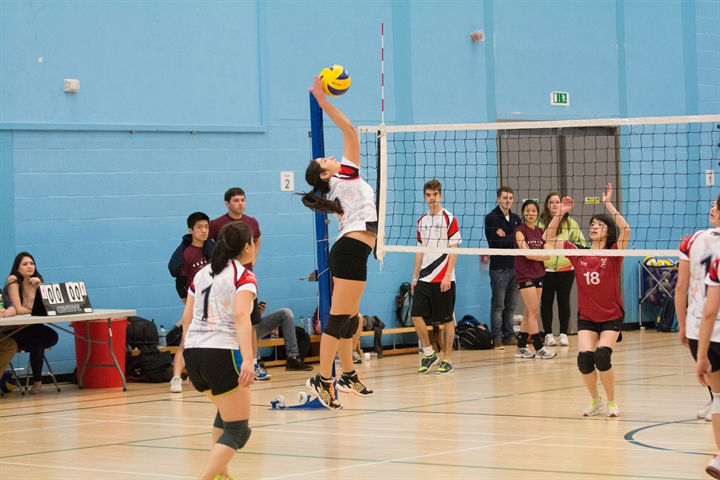 Give It A Go Volleyball - Frenchay (Off The Wall)