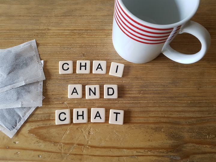 Sustainability 101: chai and chat