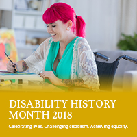 Redefining my Disability - Panel Discussion