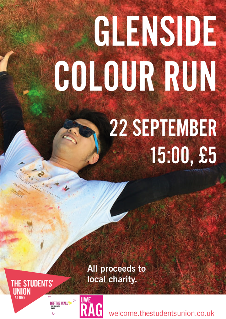 Glenside Colour Run - TGIF