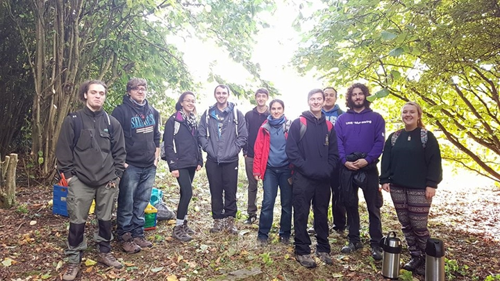 Green Space Conservation Volunteering