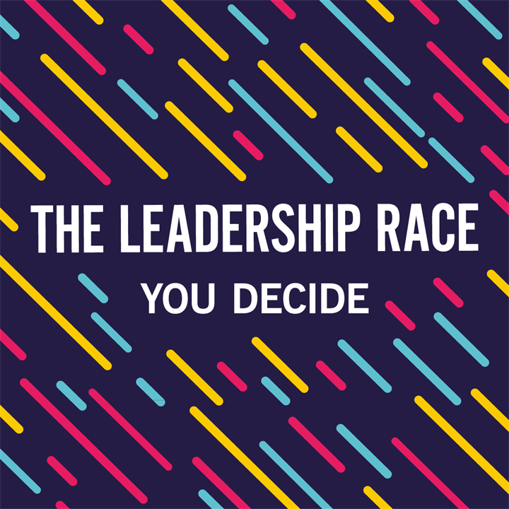 The Leadership Race: Results Evening