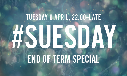 #SUesday: End of Term Special