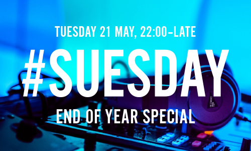 #SUesday: End of Year Special