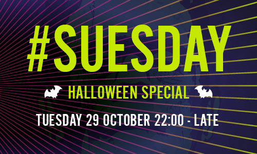 SUesday Halloween Special