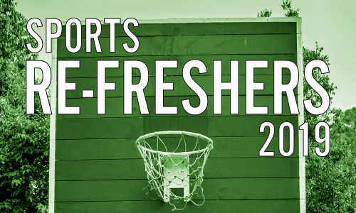 Sports Re-Freshers Fair