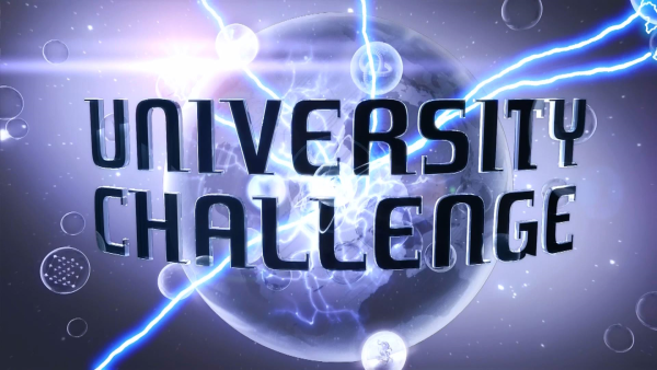University Challenge Auditions