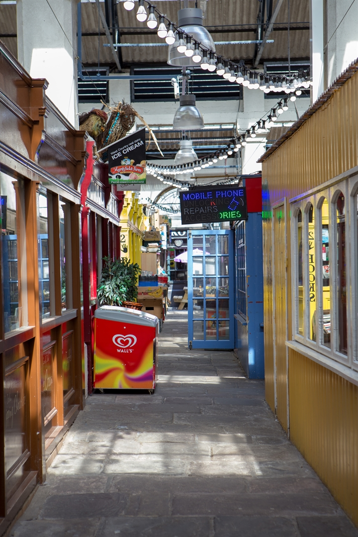 Orientation Week: St. Nicholas Market Tour & Harbourside Trip
