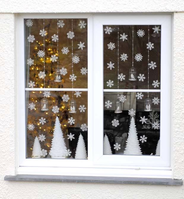Deck Your Halls - window competition!