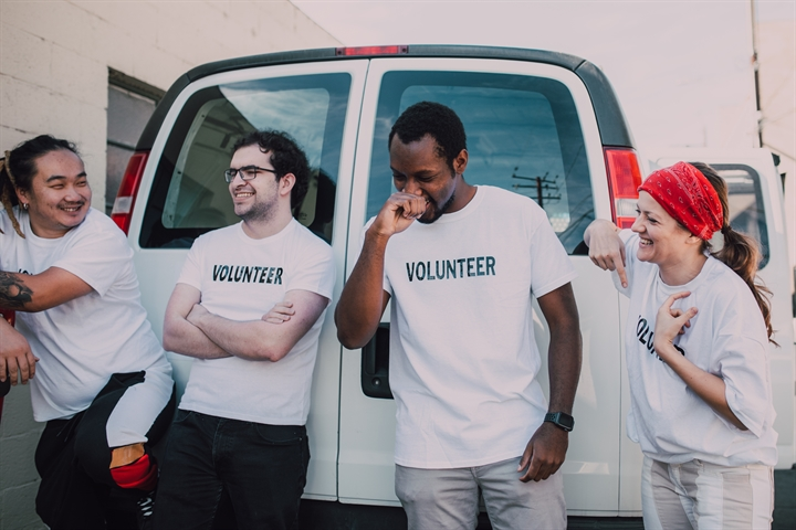 The Value of Volunteering - with Human Appeal