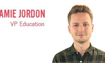 Jamie Jordan, VP Education
