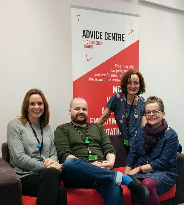 Chat to our Advice Centre