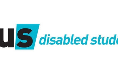 NUS Disabled Students Logo