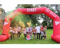 Glenside Colour Run 2017