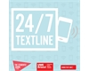24/7 Crisis Textline for Students