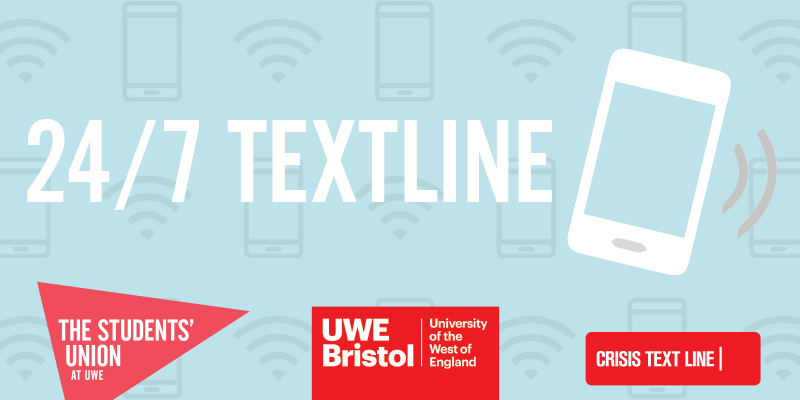 24 7 Textline Launched For Uwe Students The Students Union At Uwe