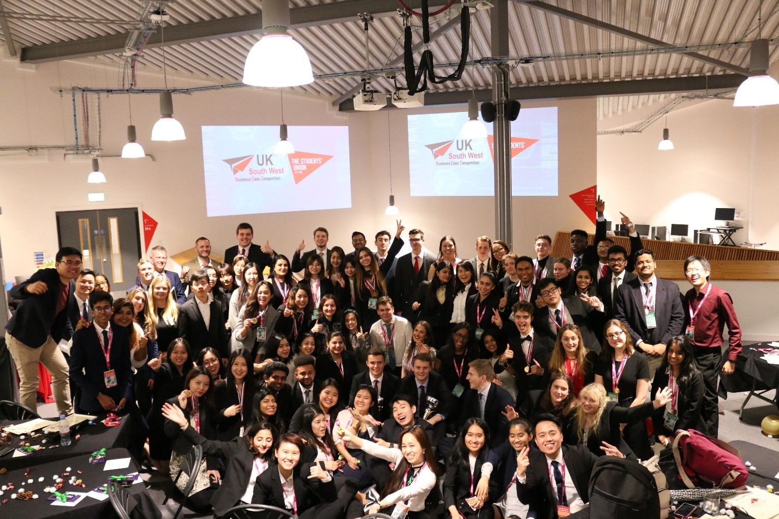 UK South West Business Competition 2018 | The Students