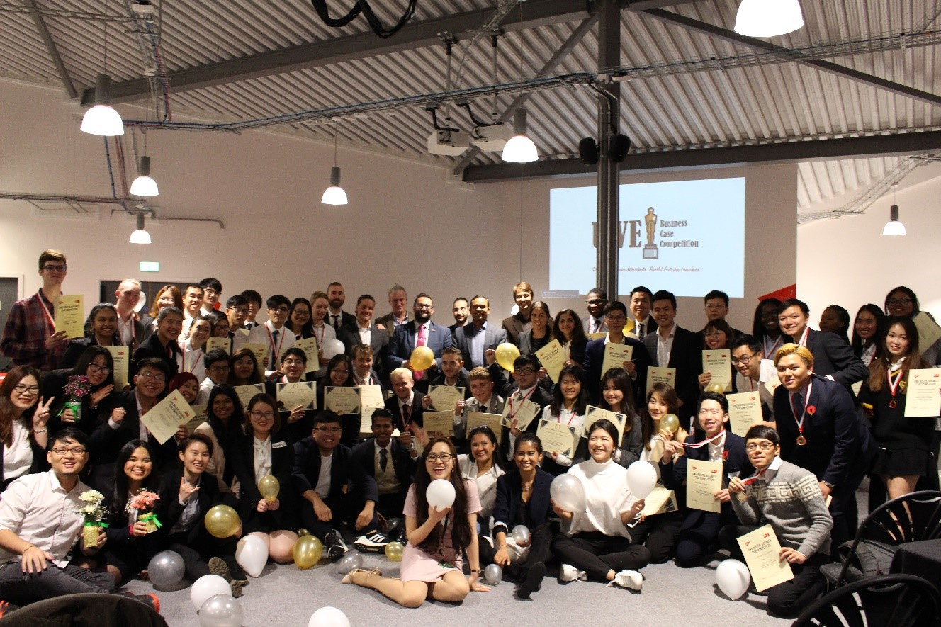 Uwe Business Case Competition 2018 Round Up The Students Union At Uwe