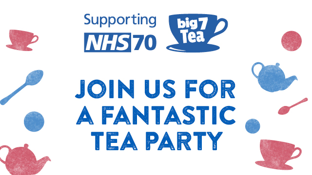 Join us for a fantastic tea party
