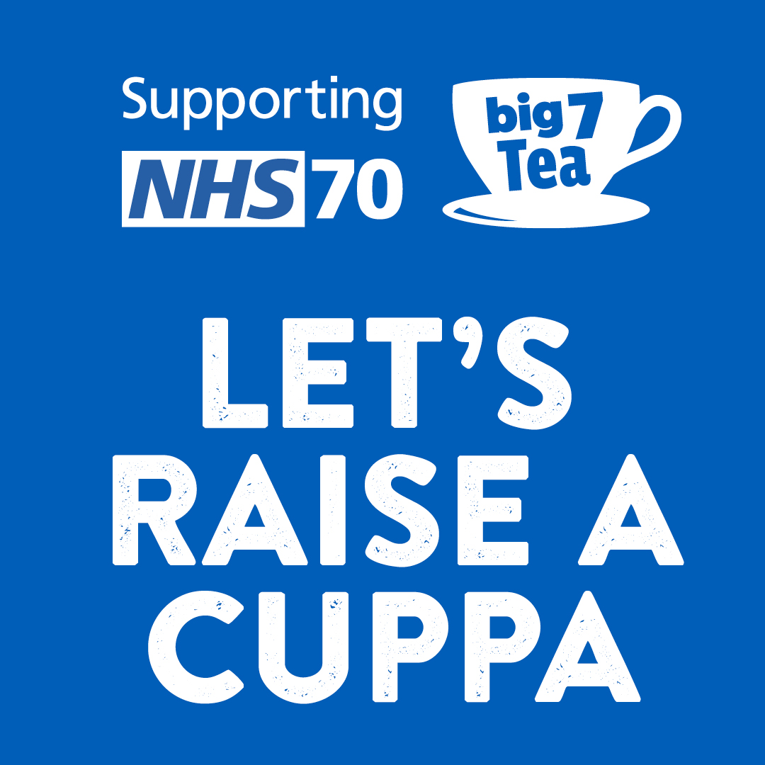 Let's Raise a Cuppa