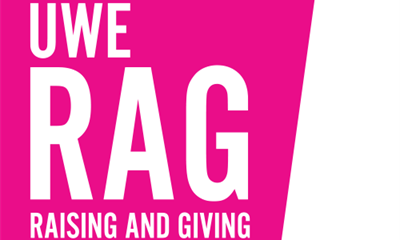 UWE RAG nominated for three student fundraising awards