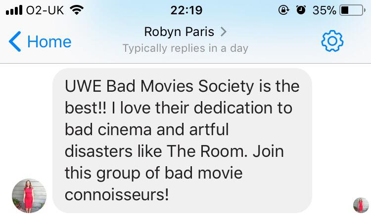Robyn Paris loves this society