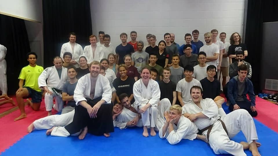 Jiu Jitsu | The Students' Union at UWE