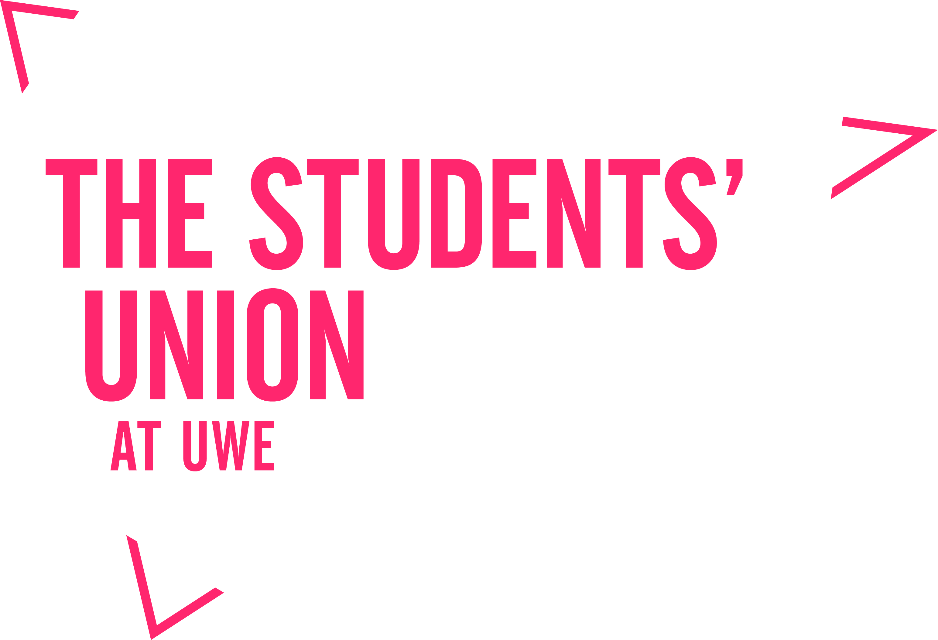 Brand The Students Union At Uwe