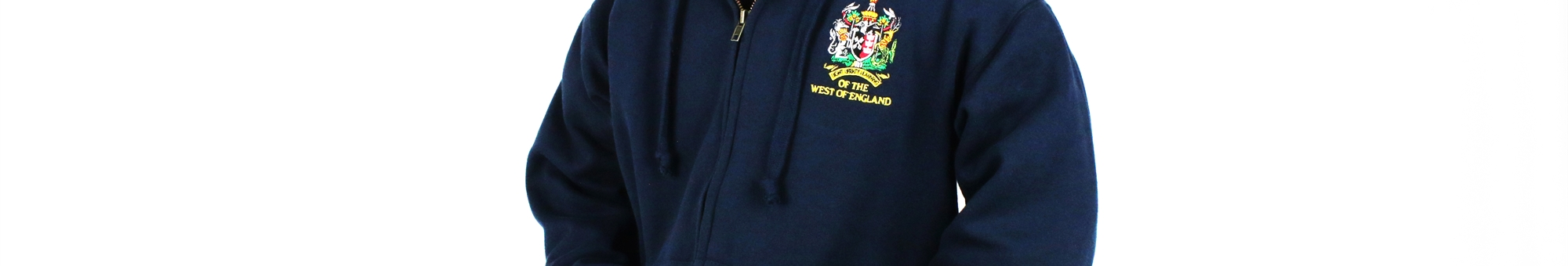 Get your UWE branded clothing and accessories online.