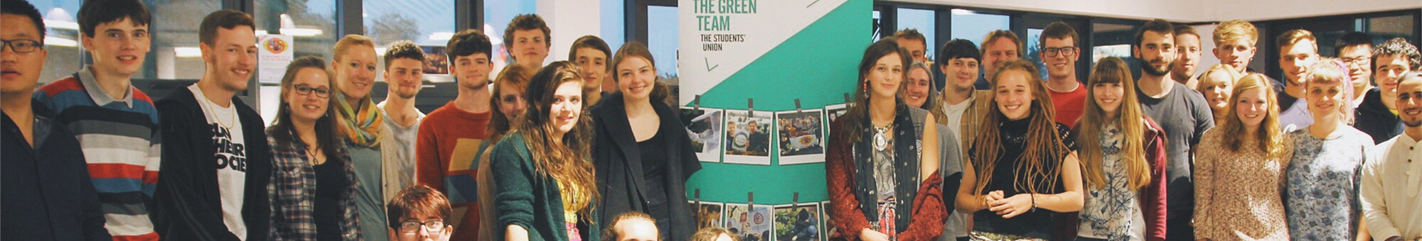 We have a shared interest in sustainability and are passionate about exploring ways to create positive change on campus and in the Bristol community.